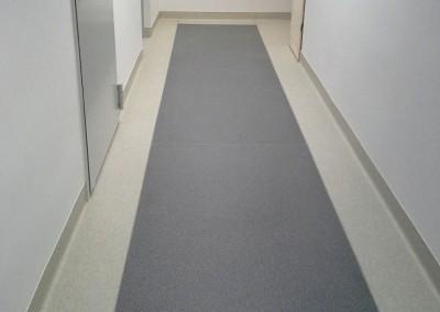 wykładzina PCV korytarz