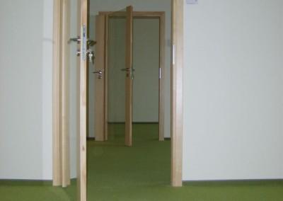 wykładzina biurowa zielona