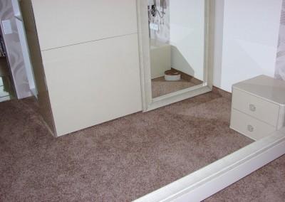 wykładzina dywanowa sypialnia
