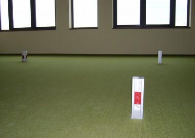 wykładzina pętelkowa zielona
